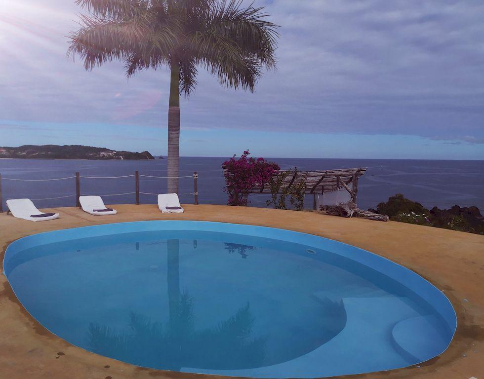 La piscine de Villa Varangue